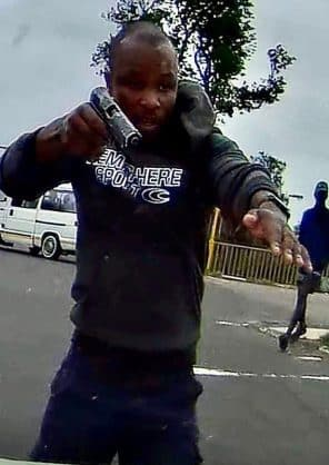 Cops pounce on suspect in viral Durban hijacking video