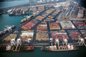 What has happened to the Port of Durban?