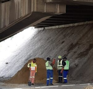 Bridge at M1 south Booysens off-ramp is safe for motorists – JRA