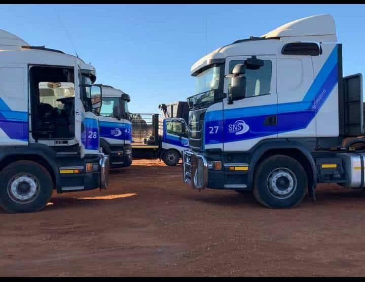 sns holdings trucks