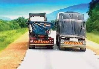 Zim starts rehabilitation of Beitbridge-Harare highway
