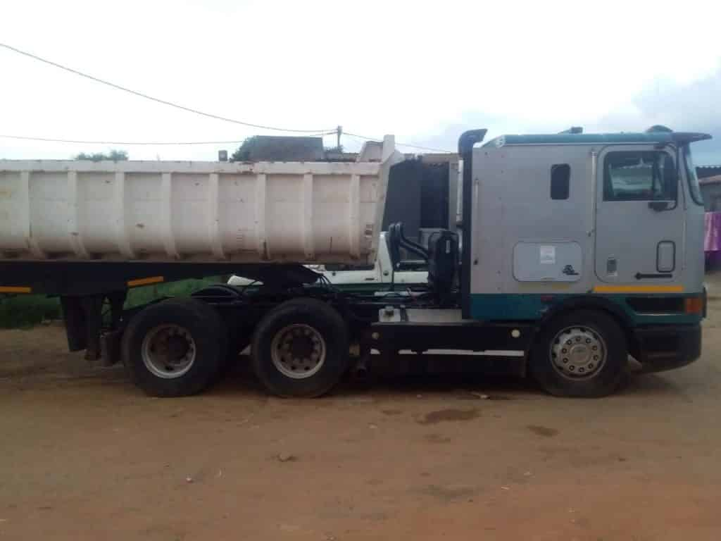 Dobsonville taxi boss found with stolen truck and trailers