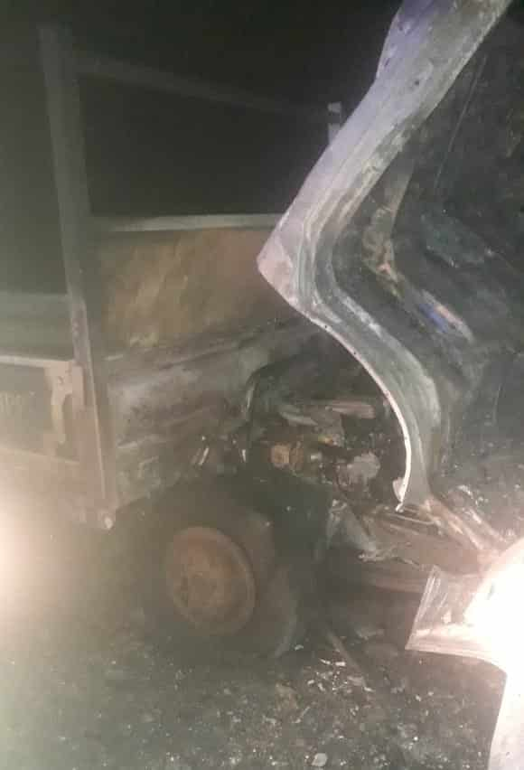 Truck driver burnt to death in petrol-bomb attack in Limpopo