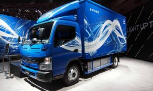 SAB gets South Africa's first fully electric truck