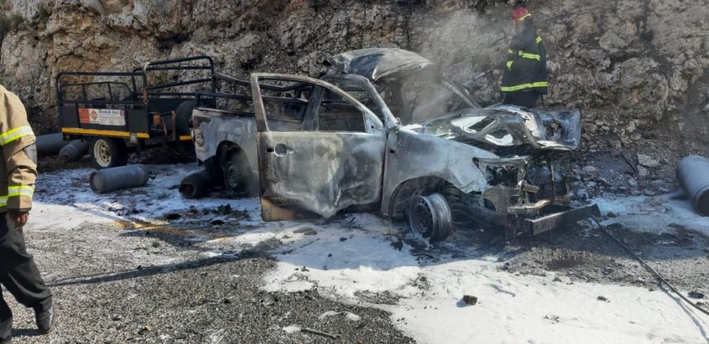 r526 bakkike accident gas explosion