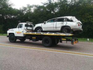 Two killed in N1 crash near Mokopane
