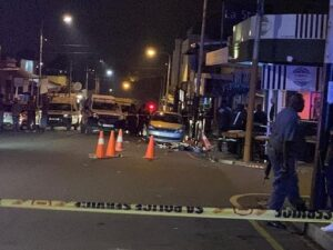 WATCH | Video shows Melville restaurant shooting that killed two
