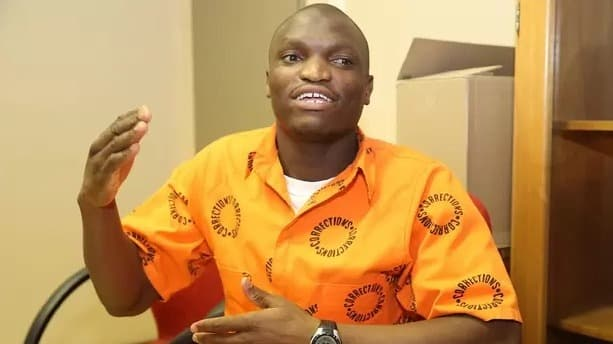 Sanele May deported soon after release from prison