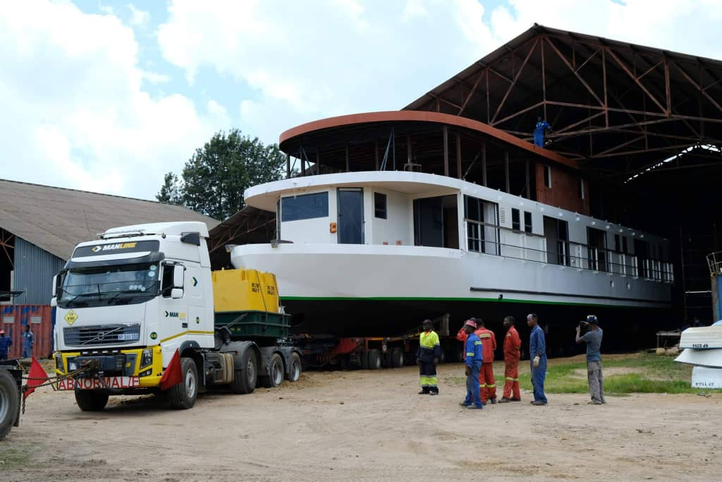 Kariba Dream houseboat