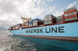 Shipping giant Maersk cancels 50 sailings over coronavirus