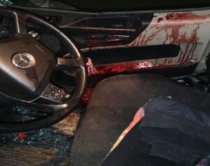Truck driver shot and seriously injured near Ladysmith