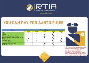 Motorists warned about AARTO traffic fine payment scam