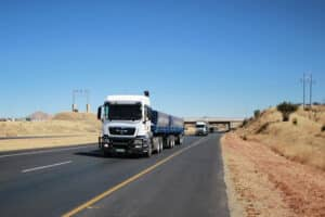 29 South African truck drivers placed under quarantine in Namibia