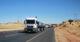 Truck drivers under quarantine namibia