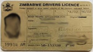 Can you legally drive with Zimbabwean licence