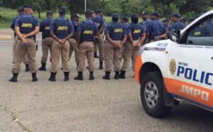 1 000 JMPD cops recalled back to school after failing to perform duties