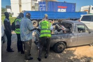Truck driver arrested after 64 migrants die inside container in Mozambique