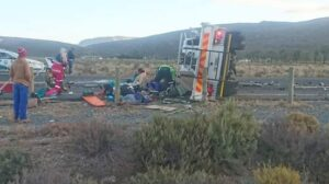 Truck driver in fatal N1 accident allegedly fell asleep on the wheel, 9 confirmed dead