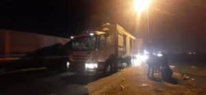 Watch: Three trucks stoned and looted during Cape Town lockdown unrests