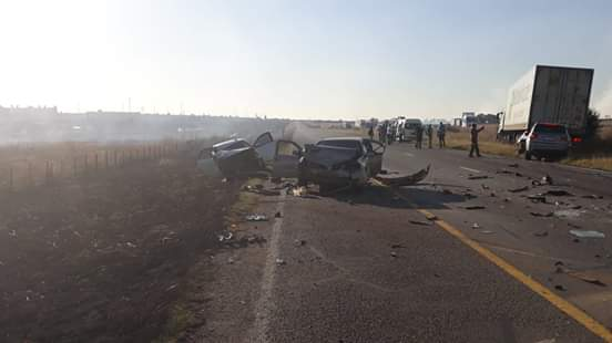 8 people injured in truck, taxi and car collision on N3 near Alberton
