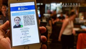 Digital version of driving licences on the cards