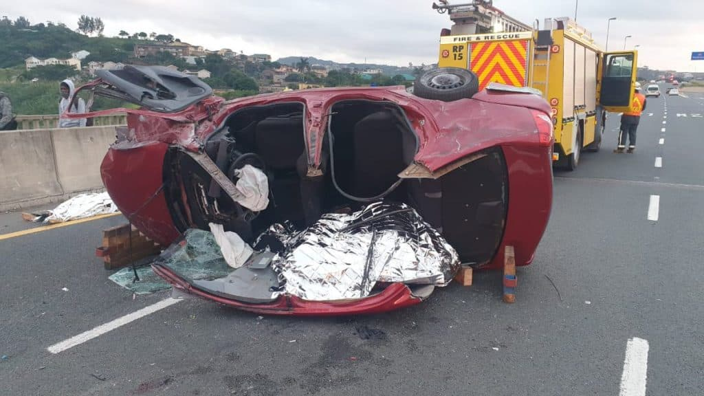 Seven people killed in M19/N2 interchange horror crash