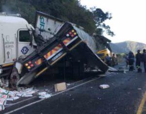 kranskop truck accident