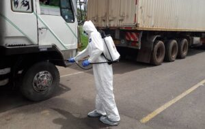 South African trucker, two others test positive for Covid-19 in Zambia