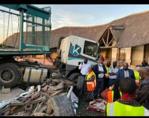 Jozini crash truck driver name released, set to apply for bail next week