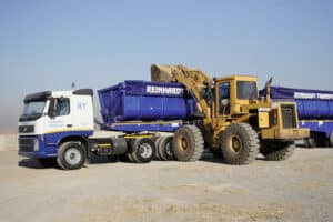 reinhardt transport tipper divison retrenchments