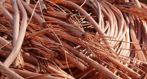 Truck driver nabbed while trying to smuggle 20 tonnes of stolen copper cables into South Africa