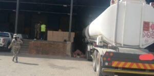 Trucker nabbed hiding R6m illegal cigarettes in petrol tanker at Beitbridge