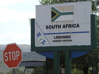 Lebombo border post closed as SARS staff tests positive for Covid-19