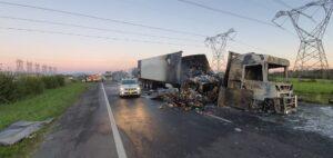 truk driver strike cape town