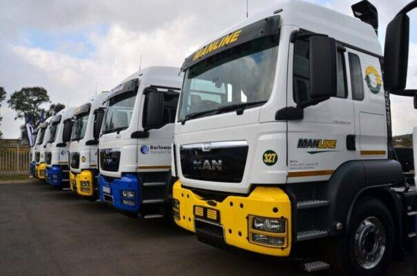 Here are the companies affected by Barloworld Group's exit from logistics