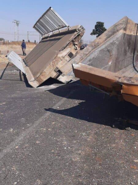 angus station footbridge collapse