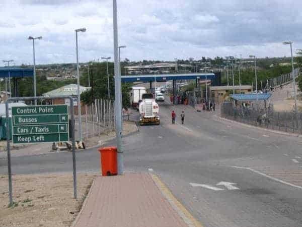 SARS Beitbridge temporarily closed over a positive Covid-19 case