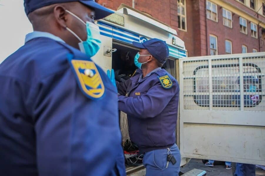 Limpopo police arrest zama zamas, confiscate truck loaded with chrome