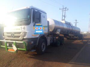 Four nabbed for robbing trucker on N2 in KwaZulu-Natal