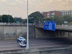 MK Veterans protest brings parts of Durban to a standstill
