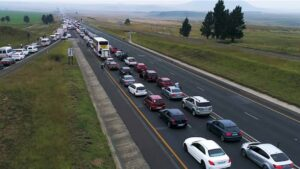 N3 Toll Route expecting heavy traffic conditions on Sunday, 27 September
