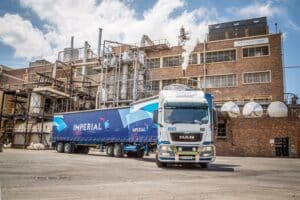Imperial Logistics buys back R91m of its own shares