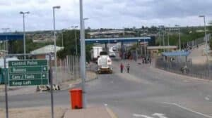 New cross border truckers Covid-19 requirements take effect today
