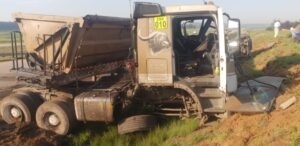 Watch: Serious two truck accident on N12 near N4 split