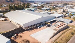 Maersk launches its cold store near Durban