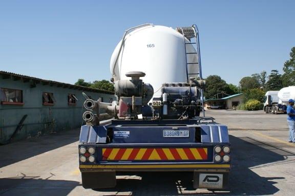 EFF allegedly behind Bogdans Transport closure
