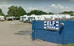 Elf Transport closes down following death threats and sabotage by SANCATDRA