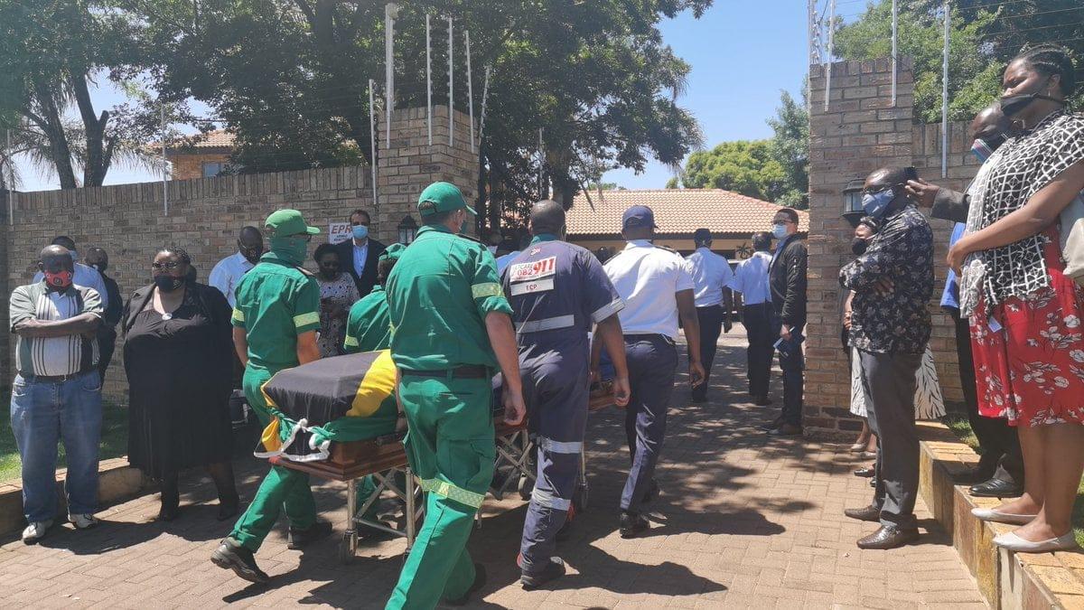 Gauteng EMS acting CEO Kgati Malebana dies