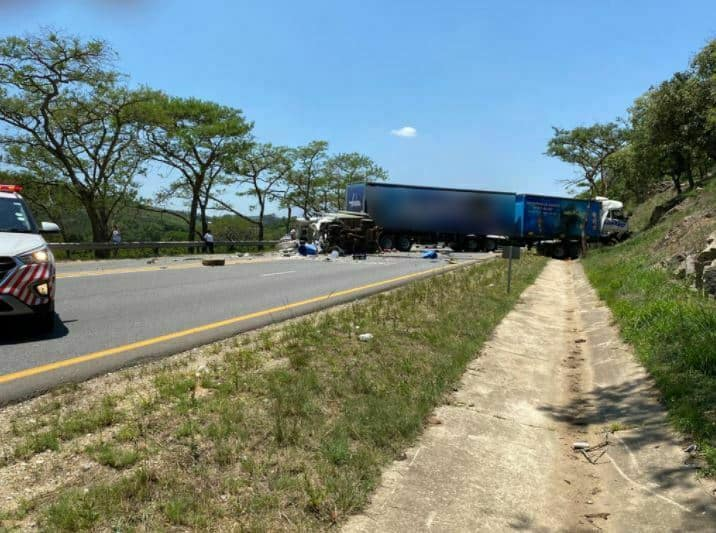 Driver killed another injured in N4 two-truck collision