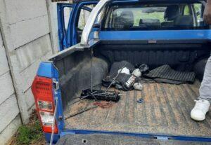 Hijacker fatally shot following Gauteng double truck hijacking